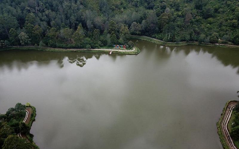 Penataan Sungai Citarum melalui program Citarum Harum - Istimewa