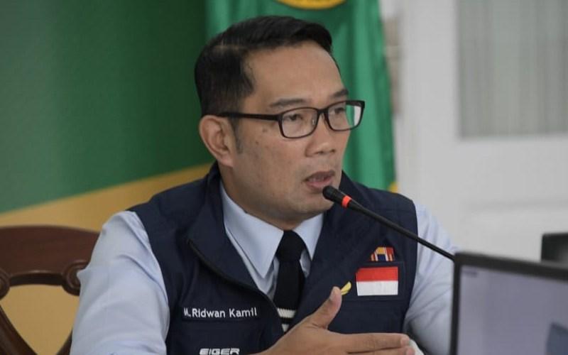 Gubernur Jawa Barat Ridwan Kamil - Istimewa
