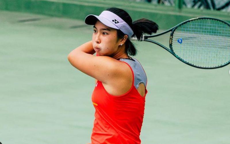 Petenis Putri Indonesia, Aldila Sutjiadi juara BNI Tennis Open 2019 - Instagram