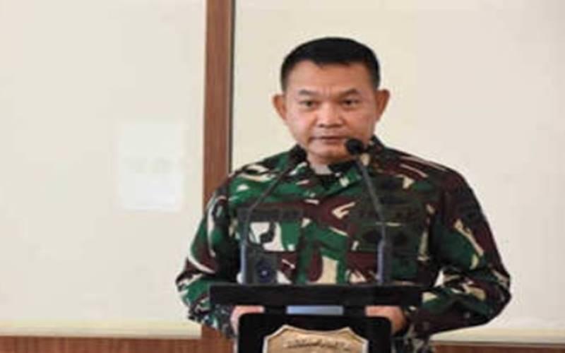 Pangdam Jaya, Mayjen Dudung Abdurachman. - Istimewa