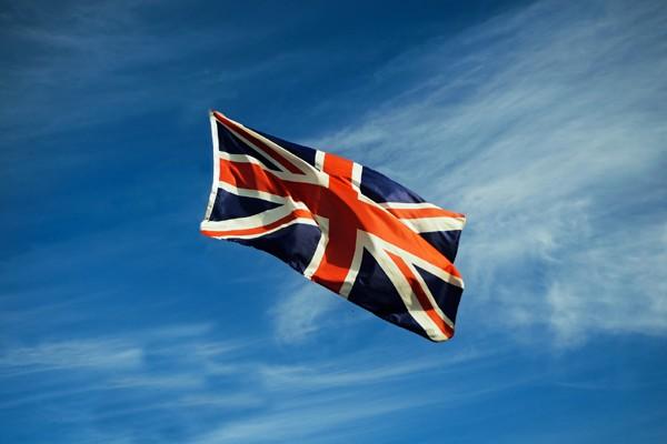 Bendera Inggris - public domain