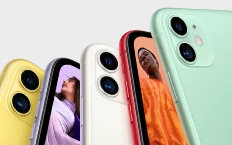 Ilustrasi iPhone 11.  - Apple.com