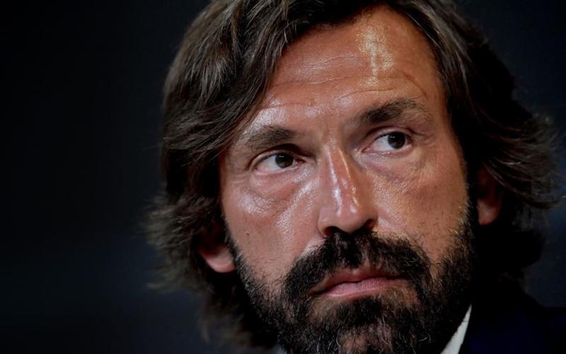 Pelatih Juventus, Andrea Pirlo - Juventus