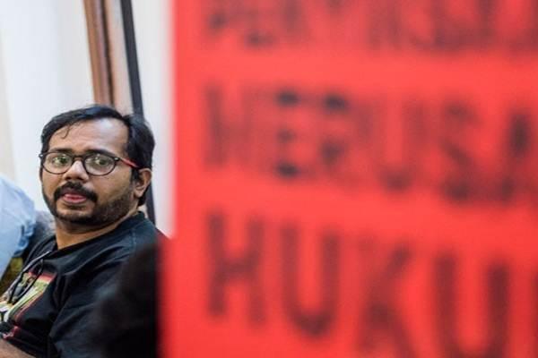 Aktivis Hak Asasi Manusia, Haris Azhar - Antara