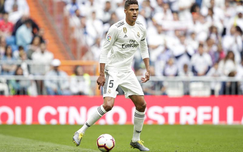Bek Real Madrid Raphael Varane  -  Bleacher Report