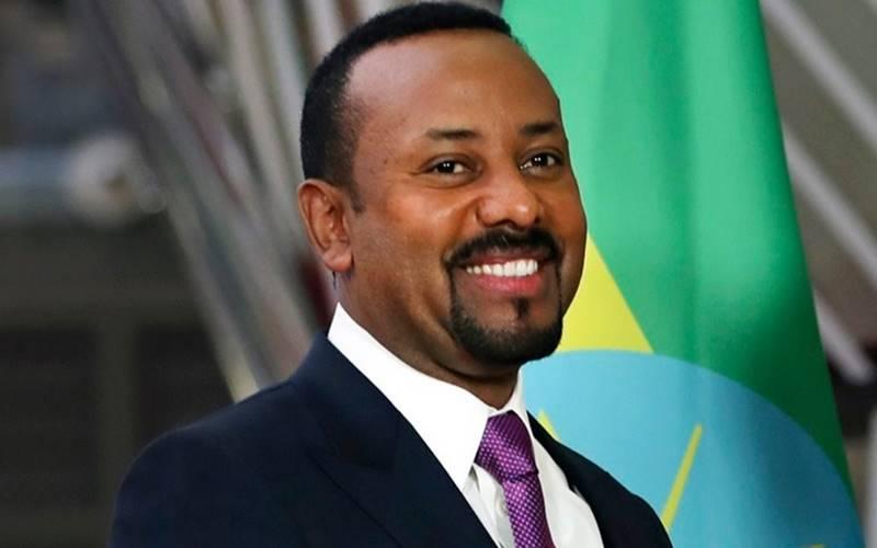 Perdana Menteri Ethiopia Abiy Ahmed. - Istimewa
