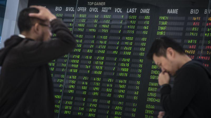 GREN Evergreen (GREN) Hengkang, Daftar Delisting Bertambah Panjang - Market Bisnis.com