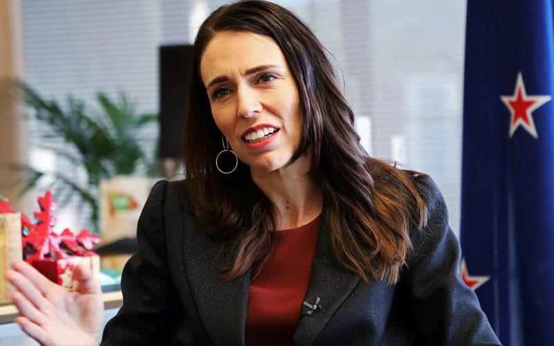 Perdana Menteri Selandia Baru Jacinda Ardern/Reuters - Yiming Woo