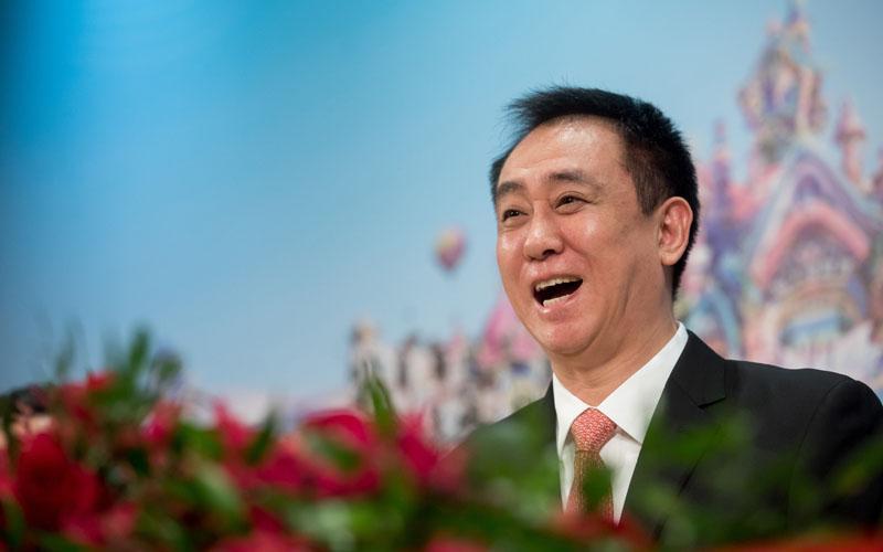 Hui Ka Yan, pendiri Evergrande Group, developer raksasa China./Bloomberg - Paul Yeung