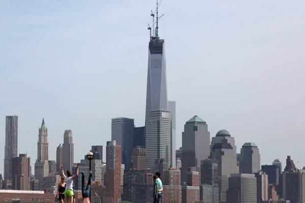 Gedung World Trade Center di New York Amerika Serikat - guardian