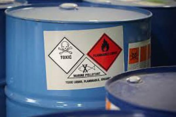 Ilsutrasi industri kimia