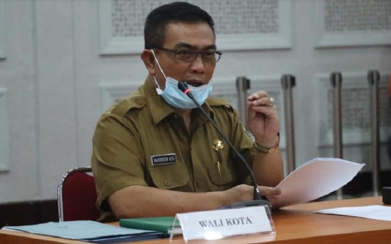 Wali Kota Cirebon, Nashrudin Azis - Bisnis/Hakim Baihaqi