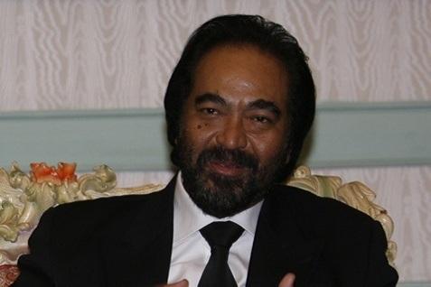 Pengusaha media danKetua Umum DPP PartaiNasional DemokratSurya Paloh - Istimewa