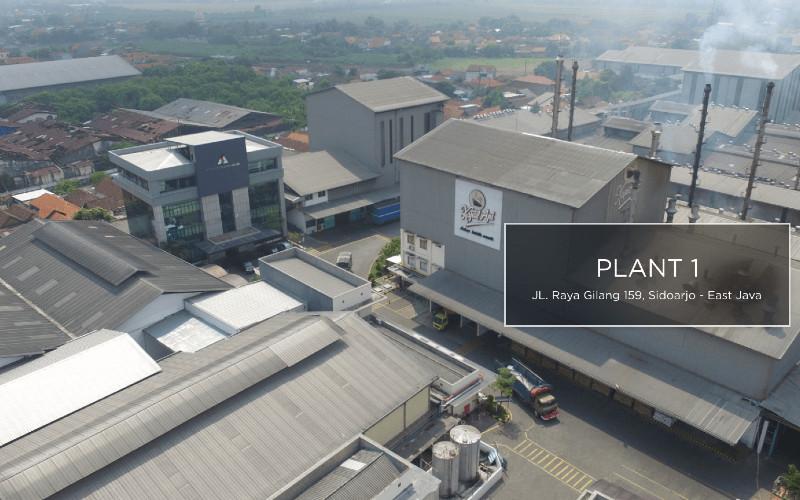 Pabrik Kopi Kapal Api. Didirikan pada 1979, PT Santos Jaya Abadi adalah salah satu perusahaan roasting kopi terbesar di Asia Tenggara.  - Kapalapiglobal.com