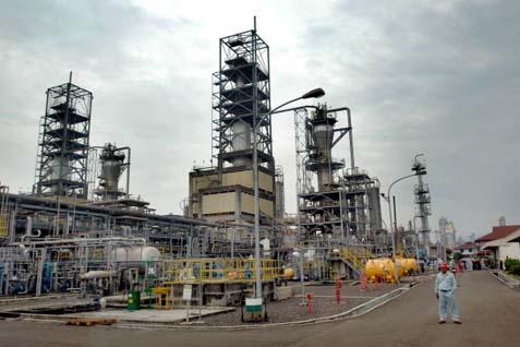Ilustrasi industri kimia