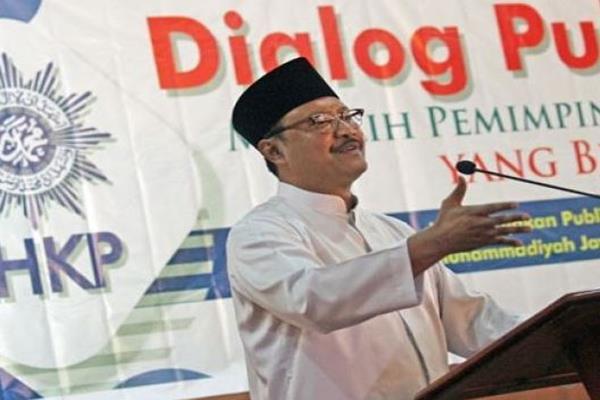Syaifullah Yusuf alias Gus Ipul - Antara