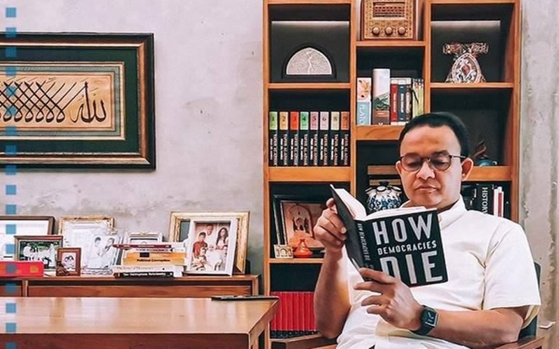 Gubernur DKI Jakarta Aneis Baswedan. JIBI - Bisnis/Nancy Junita @aniesbaswedan