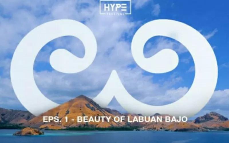 Kemenparekraf dan Hype Festival berkolaborasi promosi wisata Indonesia melalui konten digital.  - Kemenparekraf