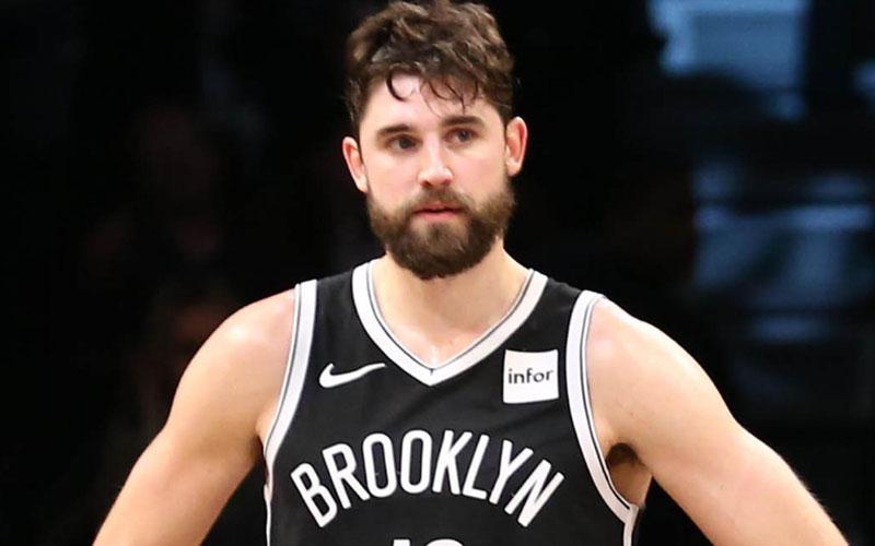 Pebakset Brooklyn Nets Joe Harris. - NBA.com