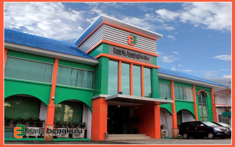 Kantor Cabang Utama Bank Bengkulu - Dok. Bank Bengkulu