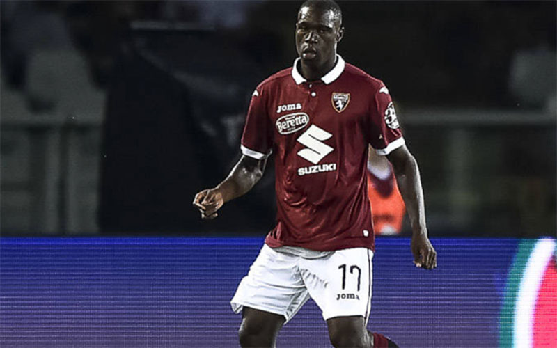 Bek Torino Wilfried Singo  -  TorinoFC.it