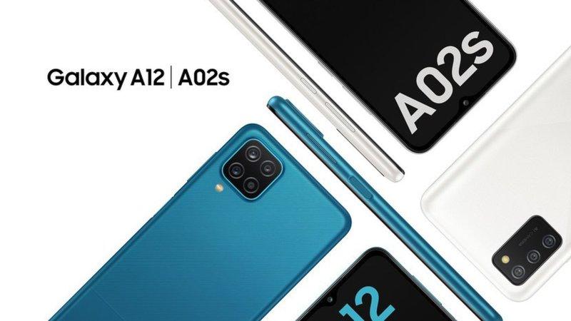 Samsung meluncurkan Galaxy A12 dan A02s dengan harga terjangkau