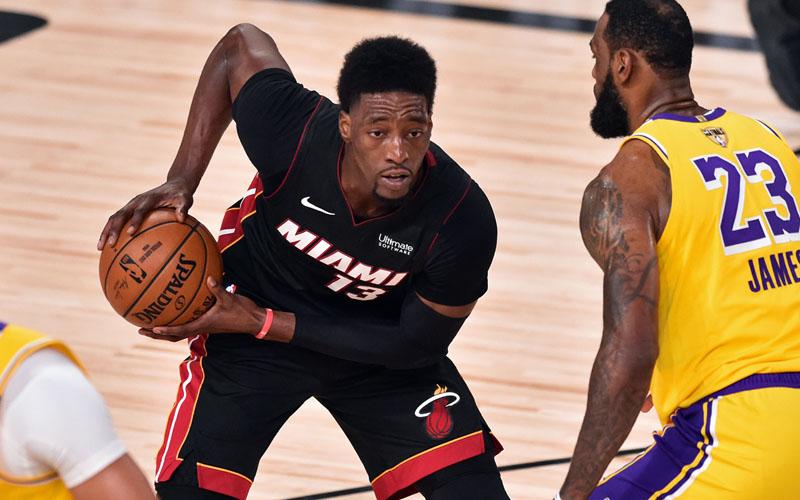 Pebasket Miami Heat Bam Adebayo.NBA.com