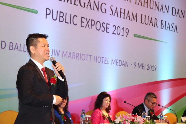 MGRO Harga CPO Naik, Tahun Depan Mahkota Group (MGRO) Bidik Penjualan Rp6 Triliun - Market Bisnis.com
