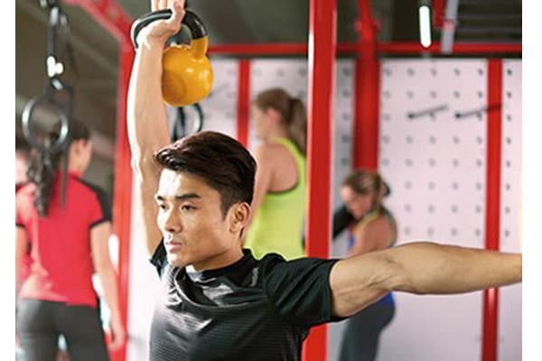 Ilustrasi kegiatan fitness.  - Dok. fitnessfirst.co.id