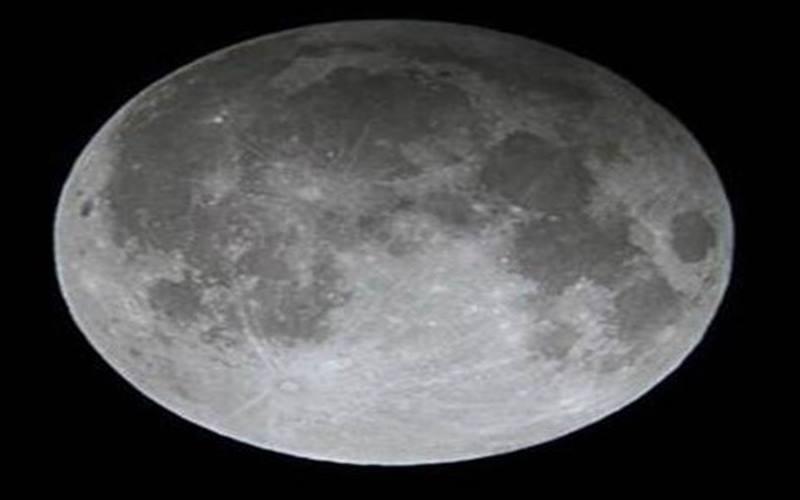 Gerhana bulan penumbra. - www.bmkg.go.id