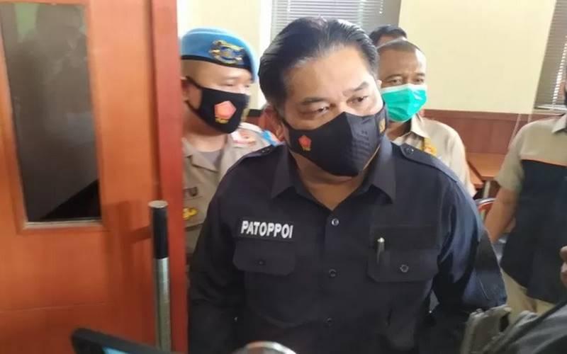 Direktur Reserse Kriminal Umum Polda Jawa Barat Kombes Pol CH Patoppoi. - Antara\r\n