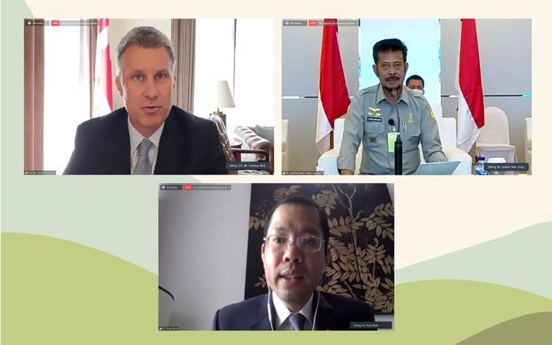 Seminar Internasional tentang Perbaikan Regulasi di Asia.