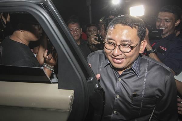 Wakil Ketua Umum Partai Gerindra Fadli Zon - ANTARA/Dhemas Reviyanto