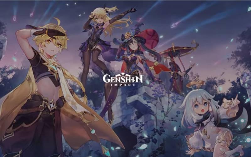 Tangkapan layar Geshin Impact - play.google.com