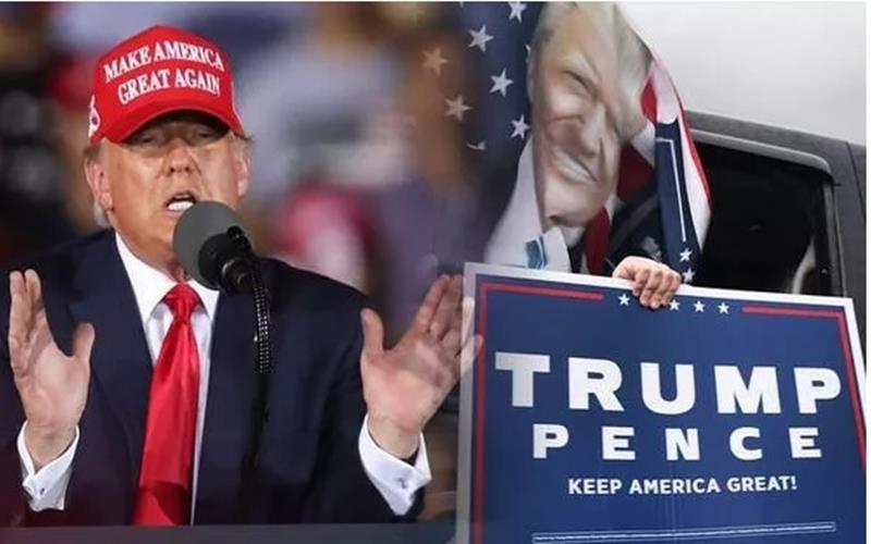 Calon Presiden Amerika Serikat Donald Trump. - Istimewa
