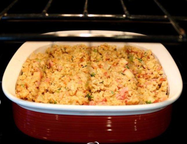 Resep masakan Thanksgiving dari Wakil Presiden AS Kamala Harris. - Instagram