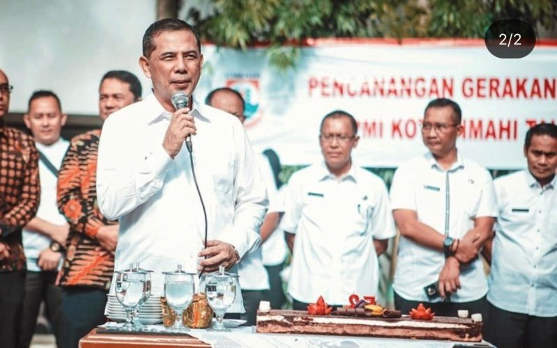 Wali Kota Cimahi Ajay Muhammad Priatna / Istimewa