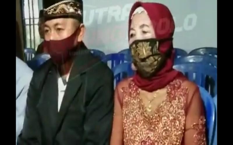Pernikahan Jamhar Ali dan Yainem