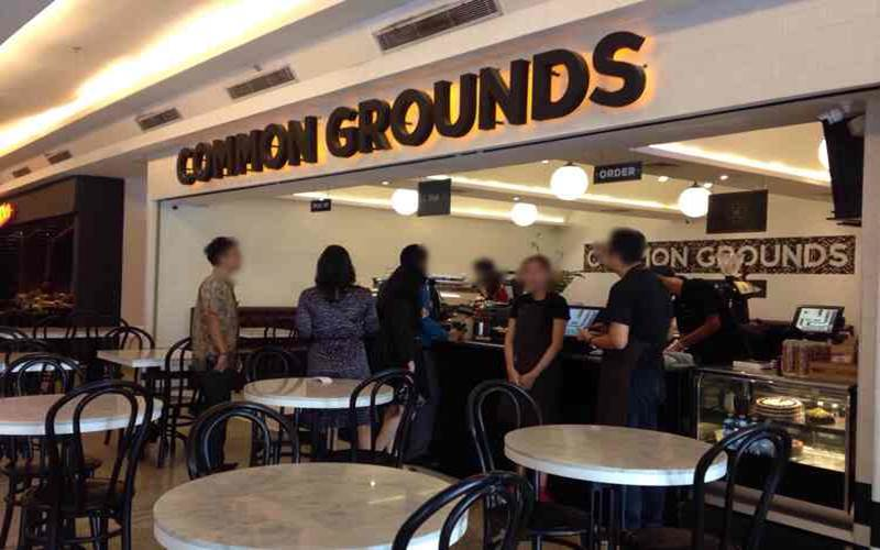 Cafe Common Grounds