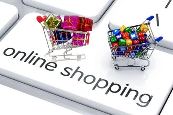Ilustrasi belanja online - Istimewa