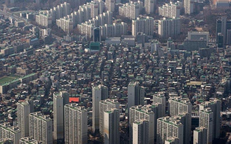 Ilustrasi properti. - Bloomberg