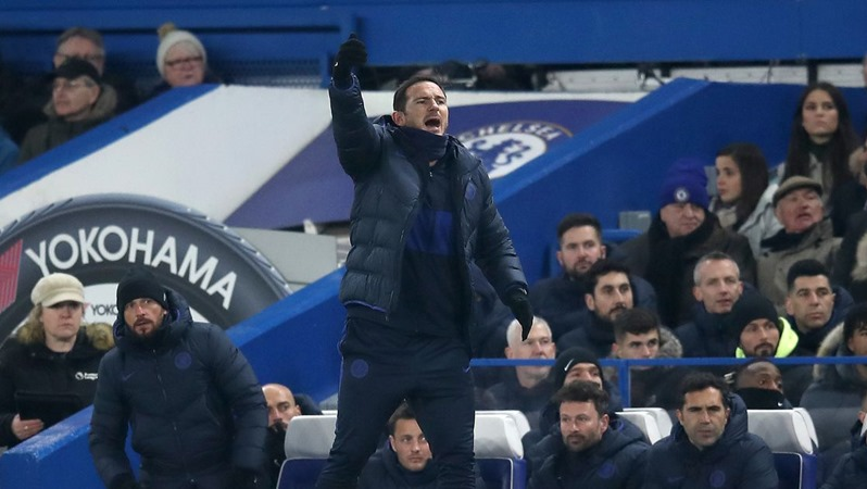 Pelatih Chelsea, Frank Lampard - Caughtoffside