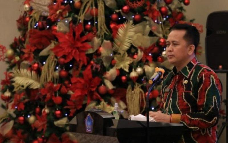 Penjabat Gubernur Sulut, Agus Fatoni - Dokumen/Antara