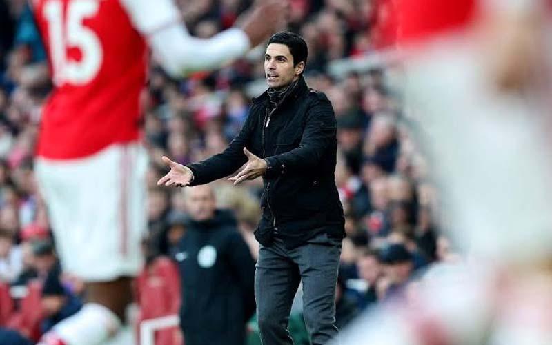 Pelatih Arsenal Mikel Arteta - Forbes