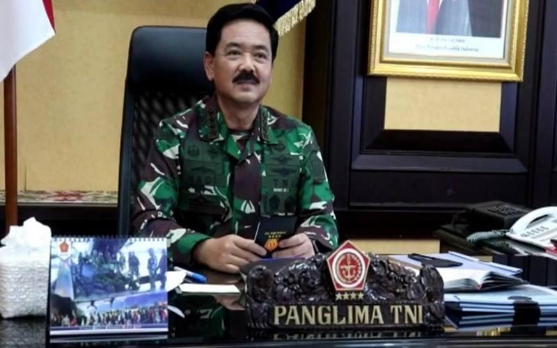 Panglima TNI Marsekal TNI Hadi Tjahjanto. - Istimewa