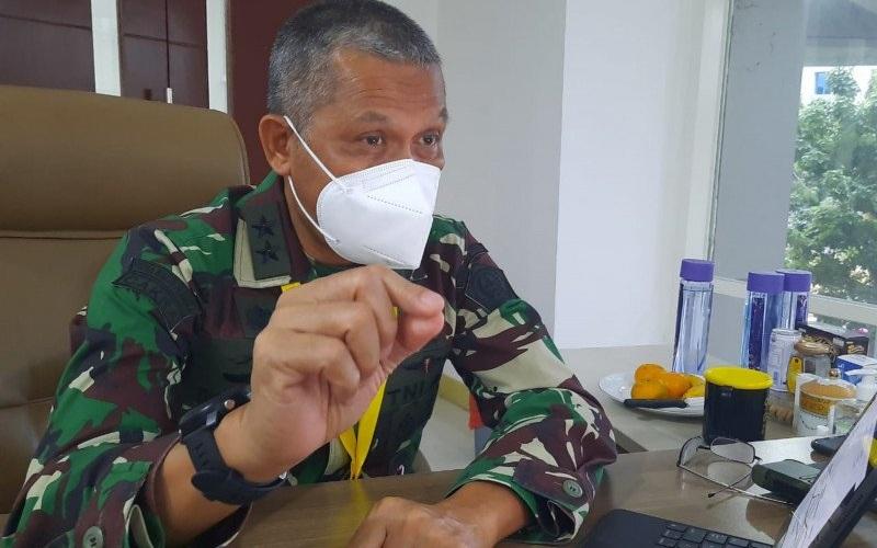 Kepala Pusat Kesehatan (Kapuskes) TNI Mayjen TNI Tugas Ratmono.  - Antara