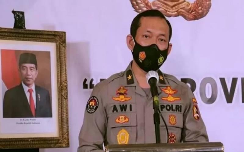 Kepala Biro Penerangan Masyarakat (Karopenmas) Divisi Humas Polri Brigjen Pol Awi Setiyono. - Antara