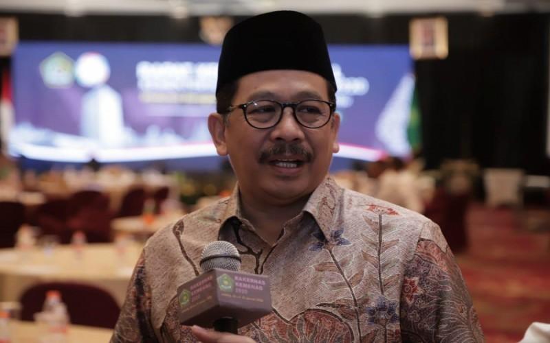 Wakil Menteri Agama Zainut Tauhid Sa'adi - Kemenag