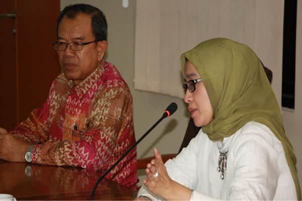 Dokumentasi - Deputi Bidang Kelembagaan dan Tata Laksana Kementerian PAN-RB Rini Widyantini (kanan) - Istimewa