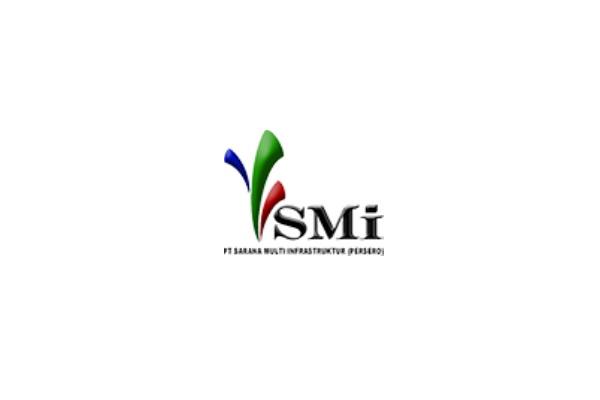 Logo PT Sarana Multi Infrastruktur. - Bisnis